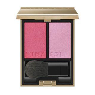 ルナソル ルナソル LUNASOL カラーリンググレイズ  01 Pink Flow【メール便可】の画像