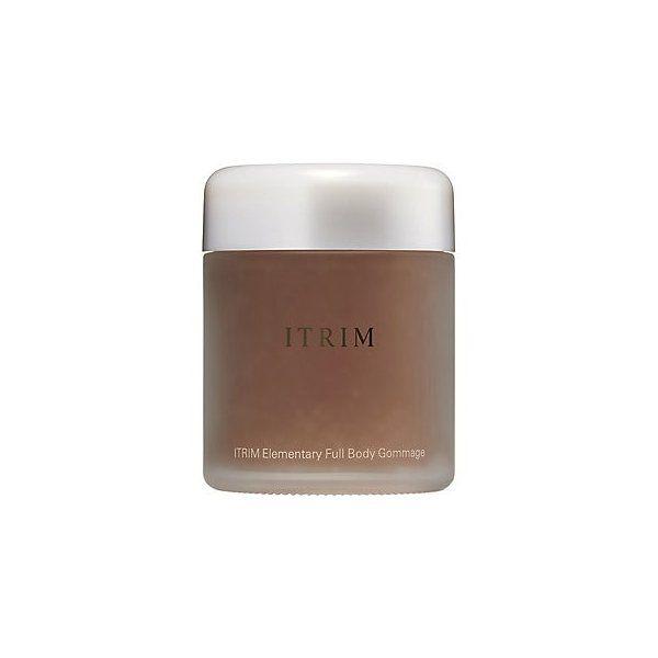 イトリンのイトリン ITRIM エレメンタリー フルボディゴマージュ  100g 天然由来成分 99%に関する画像1