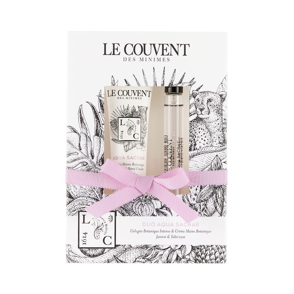 クヴォン・デ・ミニム Le Couvent des Minimes ボタニカルデュオ アクアサクラエのバリエーション1