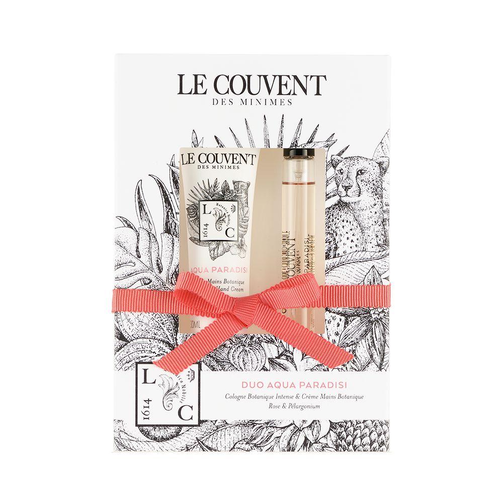 クヴォン・デ・ミニム Le Couvent des Minimes ボタニカルデュオ アクアパラディシのバリエーション2
