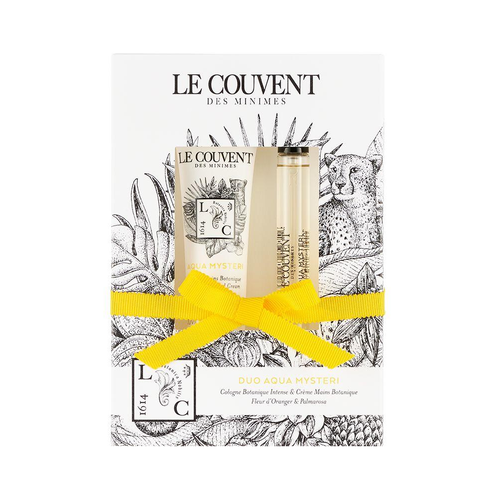 クヴォン・デ・ミニム Le Couvent des Minimes ボタニカルデュオ アクアミステリのバリエーション4