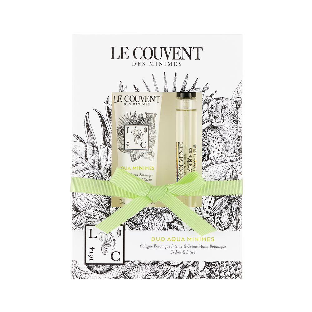 クヴォン・デ・ミニム Le Couvent des Minimes ボタニカルデュオ アクアミニムのバリエーション5
