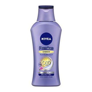 ニベア ニベア NIVEA プレミアムボディミルク エンリッチ 本体 190g カモミール&ローズの香りの画像