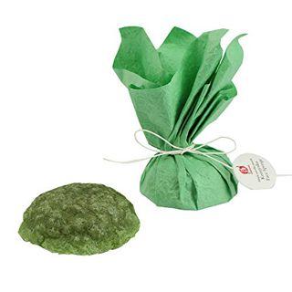 まかないこすめ まかないこすめ Makanai Cosmetics  凍りこんにゃくスポンジ(新緑) 本体 1個の画像