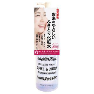 アイアイメディカル シトヤカハダ 角質柔軟 お米のやさしい ふきとり化粧水  500mlの画像