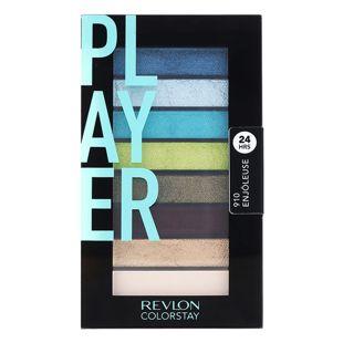 レブロン カラーステイ ルックス ブック パレット 910 プレイヤー 限定色 の画像 0