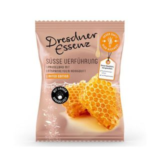 ドレスナーエッセンス ドレスナーエッセンス DRESDNER ESSENZ DE スパークリングバス ハニー 本体 70g しっとり 甘く温かいハチミツの香りの画像