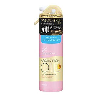 ルシードエル オイルトリートメント #シャイニーヘアウォーター やさしく華やかなフローラルの香りの画像
