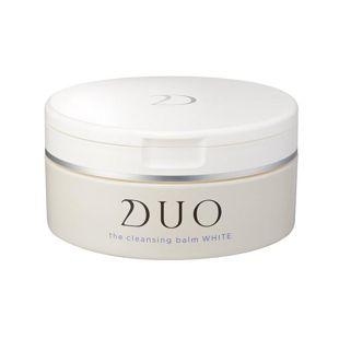 DUO ザ クレンジングバーム  ホワイト 90g の画像 0