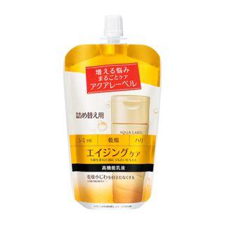アクアレーベル バウンシングケア ミルク 【詰め替え用】<医薬部外品> 117mLの画像