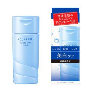 アクアレーベル ホワイトケア ミルク <医薬部外品> 130mL の画像 0