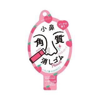 バイソン ポアナイス 小鼻角質消しゴム ピーチの香り 本体 1個 ピーチの香りの画像