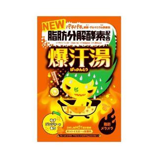 バイソン 爆汗湯 Bakkanto ゆずジンジャーの香り 本体 60g ゆずジンジャーの香りの画像