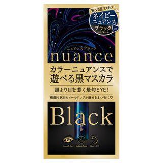 ニュアンス ブラック ロングカール マスカラ 02 スマートブラック 7gの画像