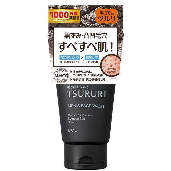ツルリの毛穴汚れスッキリ すべすべ洗顔 M 120gに関する画像1