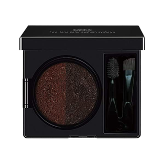 ラネージュ カレ ツートンカラー クッションアイブロウ CE01 ダークブラウン+ナチュラルブラウンの画像
