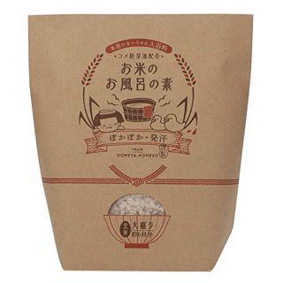 お米のお風呂の素  お米のお風呂の素 大盛り(発汗) 210g 和風の香りの画像