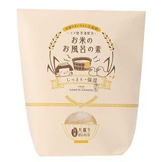 お米のお風呂の素  お米のお風呂の素 大盛り(保湿) 210g 和風の香りの画像