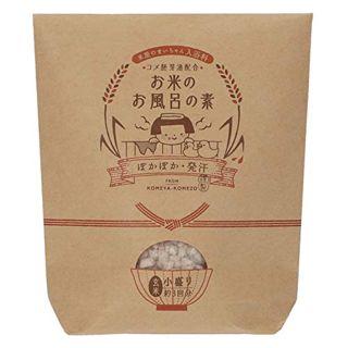 お米のお風呂の素  お米のお風呂の素 小盛り(発汗) 105g 和風の香りの画像