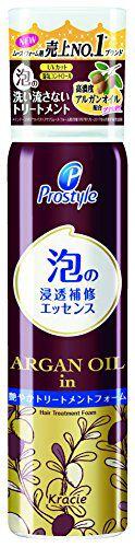 プロスタイル プロスタイル 泡の浸透補修エッセンス 160g やわらかなフルーティフローラルの香りの画像
