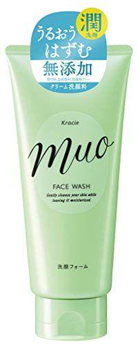 ミュオ ミュオ muo クリーム洗顔料 120g 天然アロマのやさしい香りの画像