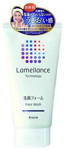 ラメランス ラメランス フェイスウォッシュ 110g 透明感のあるホワイトフローラルの香りの画像