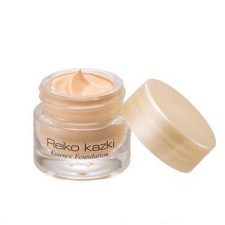 かづきれいこ かづきれいこ REIKO KAZKI エッセンスファンデーション トライアル イエローベージュ〈2〉(標準~健康的な肌色) なし 無香料の画像