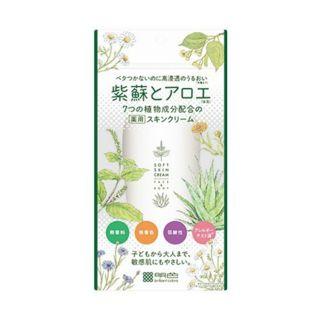 明色 明色化粧品 Meishoku 紫蘇とアロエ 薬用スキンクリーム 190gの画像