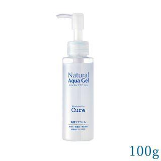 null ピーリング ジェル 角質ケア ナチュラルアクアジェル100g  cure natural aqua gel【公式ショップ】の画像