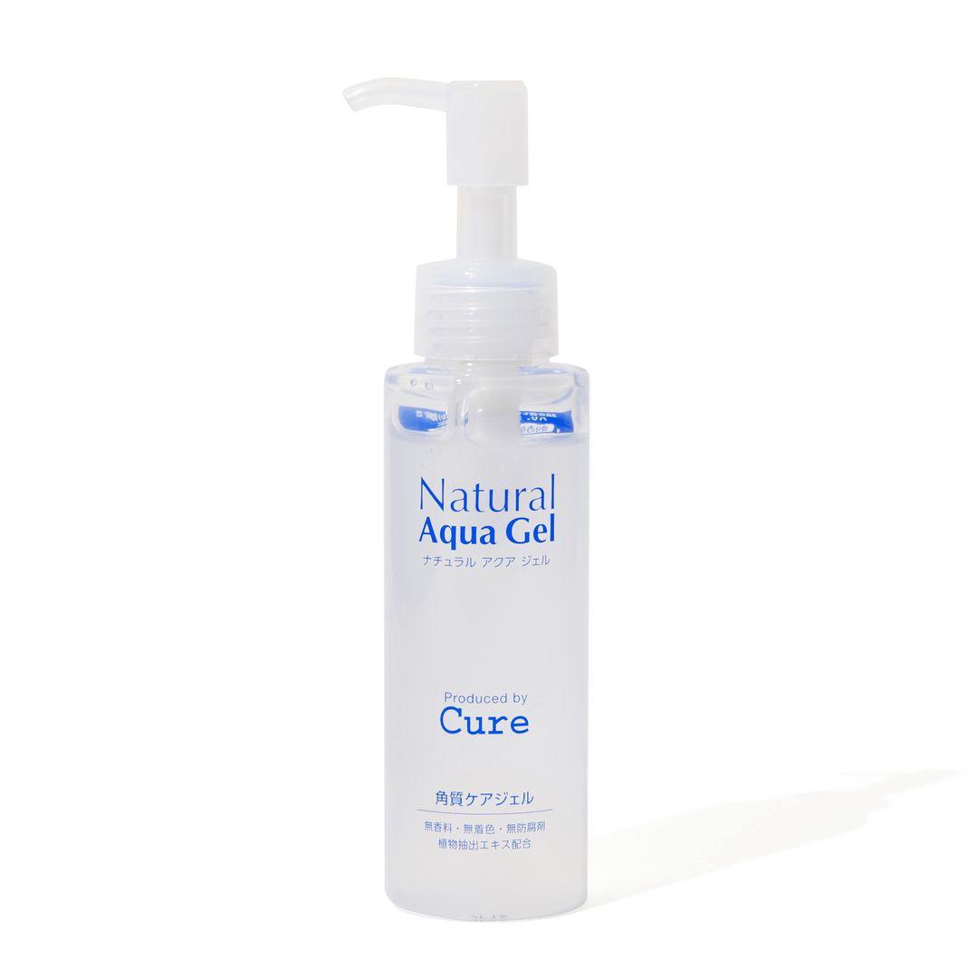 ピーリング ジェル 角質ケア ナチュラルアクアジェル100g  cure natural aqua gel【公式ショップ】のバリエーション1
