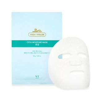 VT cosmetics CICA 保湿マスク 28gx6個入り の画像 0
