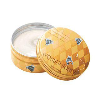 ベキュアハニー ベキュア ハニー ワンダーハニー 濃蜜マルシェのクリームバーム 本体 75g しっとり 花ハチミツの画像