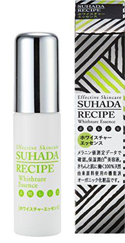 素肌レシピ 素肌レシピ SUHADA RECIPE ホワイスチャーエッセンスEX 30g ローズの画像