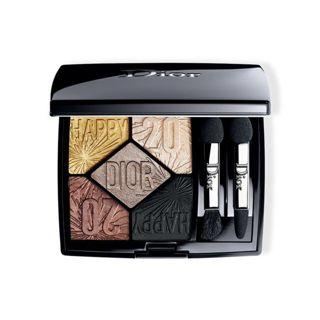 ディオール ディオール Dior サンク クルール〈ハッピー 2020〉017 セレブレイト イン ゴールド  限定色【メール便可】の画像