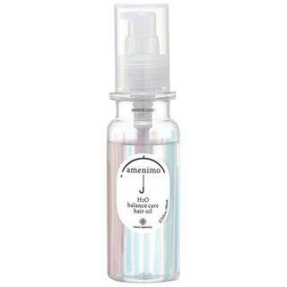 amenimo バランスケア ヘアオイル リーフィーローズの香りの画像