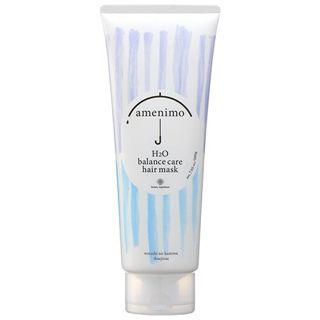amenimo amenimo H2O バランスケア ヘアマスク 本体 200g リーフィーローズの香りの画像