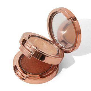 VT cosmetics ステイイット ツインアイシャドウ 02 ゴールドブラウン 1.5gの画像