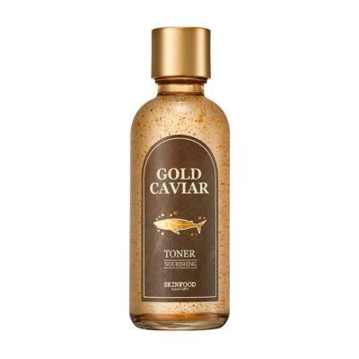 スキンフードのゴールドキャビア トナー 160mlに関する画像1