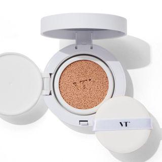 VT cosmetics ホワイトグロウCCクッション 23 ベージュ 12g SPF50+ PA+++の画像