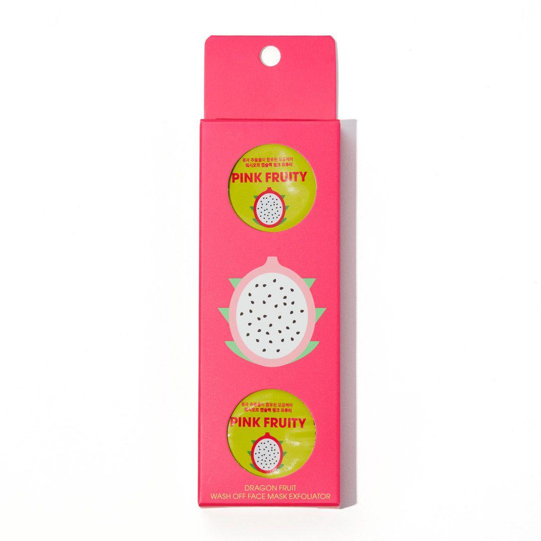 ハーフムーンアイズのピンクフルーティー 3パック入りに関する画像 1