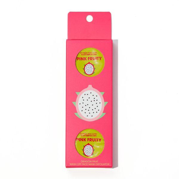 ハーフムーンアイズのピンクフルーティー 3パック入りに関する画像1