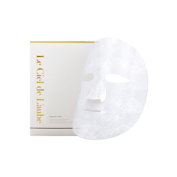 アクシージアのルシエル ド ローブ オーロラ フェイス マスク 25ml×5枚に関する画像1