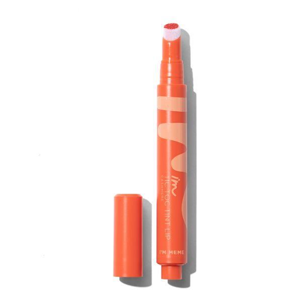 アイムミミのアイムティックトックティントリップカシミア 012 オレンジブラッシュブルゾン 0.5gに関する画像1