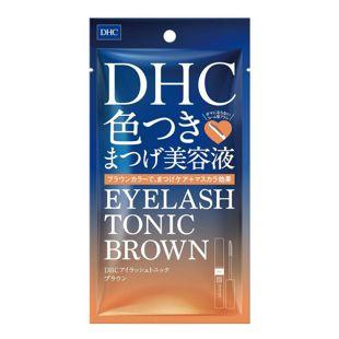 DHC アイラッシュトニック ブラウン 6g の画像 0