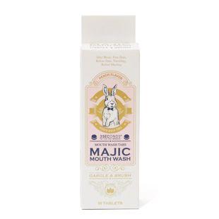 MAGIC GARGLE マジックマウスウォッシュ ピーチ風味 18錠 の画像 0