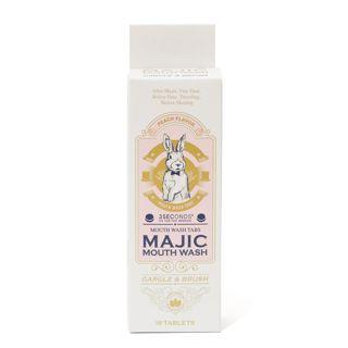 MAGIC GARGLE マジックマウスウォッシュ ピーチ風味 18錠の画像