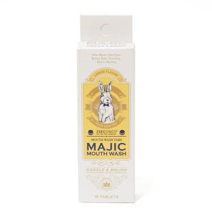 MAGIC GARGLE マジックマウスウォッシュ レモン風味 18錠 の画像 0