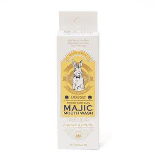 MAGIC GARGLE マジックマウスウォッシュ レモン風味 18錠の画像