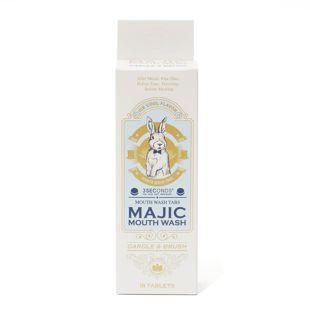 MAGIC GARGLE マジックマウスウォッシュ アイスクール風味 18錠 の画像 0