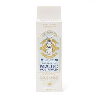 MAGIC GARGLE マジックマウスウォッシュ アイスクール風味 18錠の画像